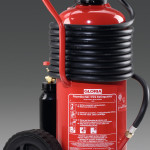 Fahrbare Feuerlöschgeräte